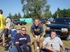 post-game tailgate